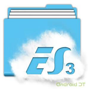 ES File Explorer - File Manager v3.2.5.5 (Modded) (Systeless) (4.8 MB)
