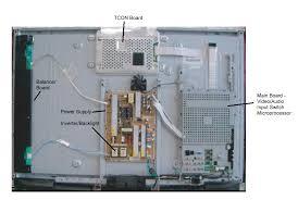 bought 47'' vizio at costco sept '08 got' screen' mar 2011 was vizio tv manual at Vizio Tv Wiring Diagram