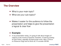 how to deliver successful academic presentations footer textpage 5 6