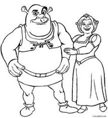 Small Picture Printable Shrek Coloring Pages For Kids Cool2bKids Film TV