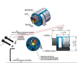 Higher Quality Locator M22520 1 04 Dmc Th163 Positioner For