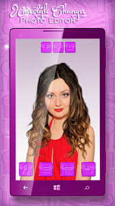 Hairstyle Simulator App hairstyle changer photo editor for android free download and 4789 by stevesalt.us
