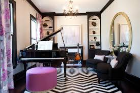 Williamsburg Residence eclectic-living-room
