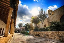 Ayios Irakleidios Convent Commemorates Important Saint - My Cyprus Travel    Imagine. Explore. Discover.