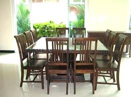 dining tables 10 seater round dining table for incredible amazing of 8 seat dining tables 8