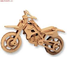 kids toys leadingstar 3d three dimensional wooden toys puzzles toy construction set motorcycle model diy puzzle