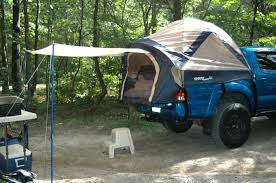 Napier Sportz Truck Tent III vs. The Adventure Truck Tent ...