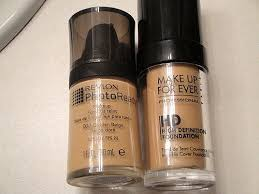 makeup forever hd foundation 40 duped by revlon colorstay link for review