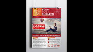 How To Make A Business Flyer How To Create A Corporate Business Flyer