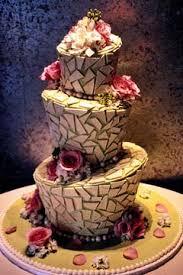 Hip Funky Wedding Cakes Gallery