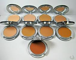 pr 4 in 1 pressed mineral makeup foundation blush um 8 g ebay