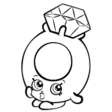 Small Picture Coloring Pages To Print Shopkins Coloring Pages