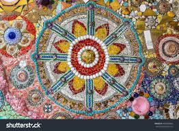 Mosaic Design Mosaic Design Stock Photo Edit Now 465089684