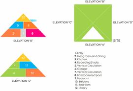 Pyramid Home Floor Plans Bewom Com