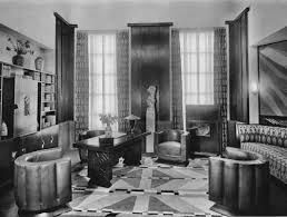 Art Deco Interior Design 1920 , 1930s