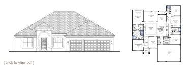Meadow Oaks  Adams HomesFlorida Home Builders Floor Plans