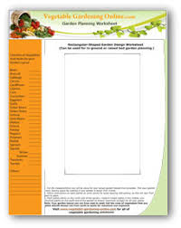Small Picture Free Vegetable Garden Planner Software and Worksheets
