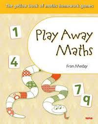 Play Away Maths - The Yellow Book of Maths Homework Games YR1/P2 ...