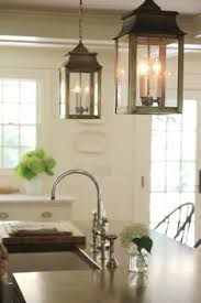 New home lighting Home Office Brass Lanterns In White Kitchen Jenny Steffens Hobick Our Made Everyday 111 Best Home Lighting Fixtures Ideas Images In 2019 Chandelier