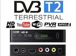 Dvb t2. Digital tv box. Digital tv receiver., TV & Home Appliances, TV &  Entertainment, TV Parts & Accessories on Carousell