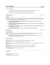 Marketing Resume Marketing Resume Example As Example Resumes
