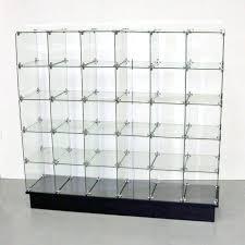 Glass Cubes Display Pernime Info