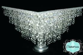 chandeliers crystal chandelier wedding cake stand supply content uploads crystal chandelier cake stand crystal wedding