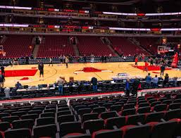 Wwe United Center Seating Chart United Center Section 101 Seat Views Seatgeek