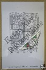 items in kevin kay aston parts shop on aston martin db2 4 mki large laminated wiring diagram