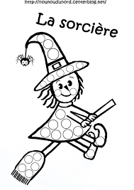 Coloriage Halloween A Gommettes Halloween Pinterest Coloriage