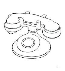 Phone Coloring Page Phone Coloring Pages Cell Phone Coloring Page