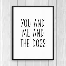awesome idea dog wall decor you and me the dogs art print e living room ideas for themed