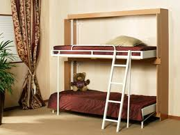 Beds Make Bed Folds Into Wall Twin Bunk Beds Fold Away Simple for  dimensions 1600 X