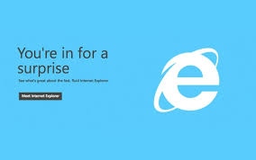 internet explorer costume internet explorer has a vulnerability that microsoft admits is being