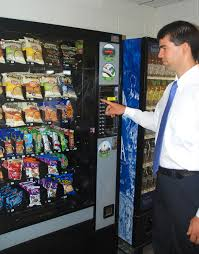 Healthy Choice Vending Machines Inspiration Vending Machines To Offer Healthy Choices The NIH Record