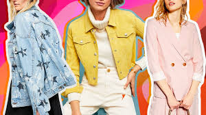 33 <b>Cute Spring</b> Jackets Breezy Enough for the Heat   StyleCaster