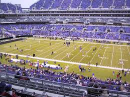M T Bank Stadium View From Club Level 251 Vivid Seats