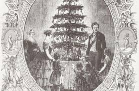 The History Of The Christmas TreeWho Introduced The Christmas Tree To Britain