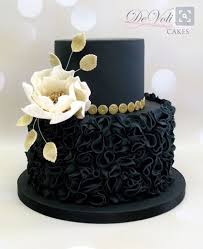 magnifique demoiselle black and gold birthday cake black and gold cake black and white