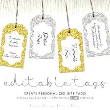 Tags For Gifts Templates Template For Tags Gifts Name Tag Templates Tailoredswift Co