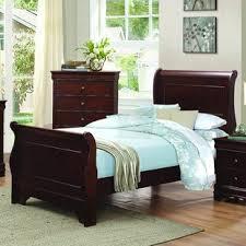Sleigh Beds You'll Love | Wayfair