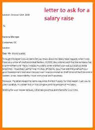ask for a raise letter 6 salary increase letter template technician salary slip