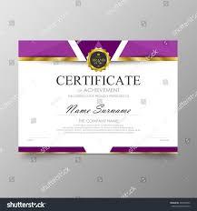 Formal Certificates Formal Certificates Award Certificate Template Vector Fresh Modern