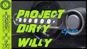 jeep jk door handle inserts grab handles project dirty ep 10