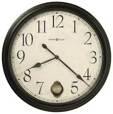 625444 howard miller oversized 36 wall clock glenwood