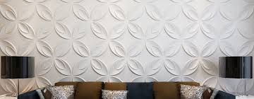 use 3d wall panels in your house