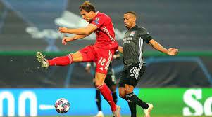 بث مباشر | مشاهدة مباراة بايرن ميونخ وليون في دوري أبطال أوروبا - ميركاتو