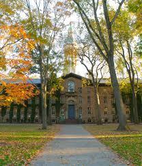 Princeton University Organizational Chart Health Human Resources