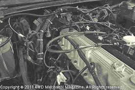 moses ludel s wd mechanix magazine jeep fuel pressure all needed wiring harnesses provided
