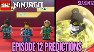 Ninjago Season 12, Episode 12: My Predictions - YouTube